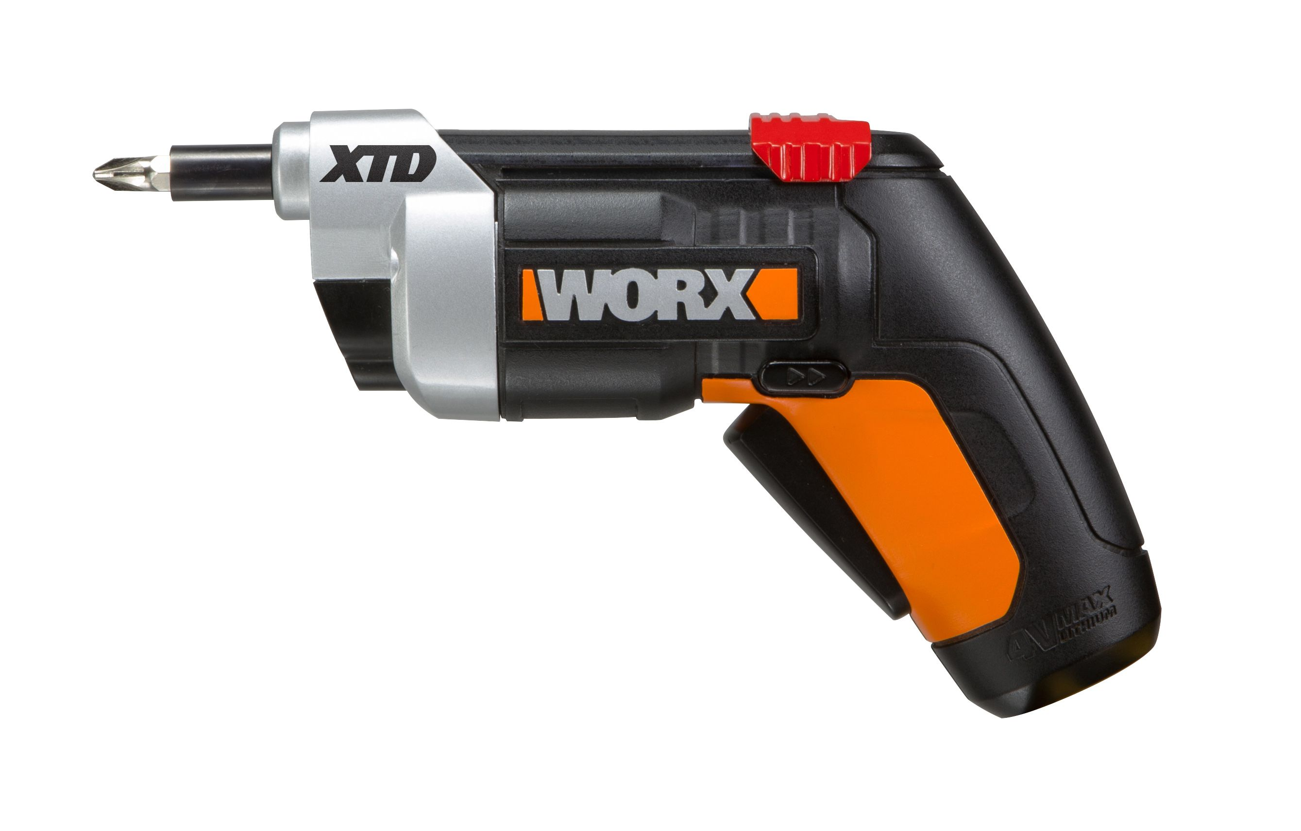 The worx screwdriver grey extension lead